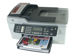 HP Officejet J5780: With 1 and with 3 years warranty.