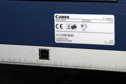 Canon Laserbase MF3110: USB-2.0-High-Speed.