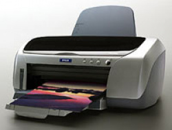 Der brandneue EPSON Colorio PM-970C aus Japan.