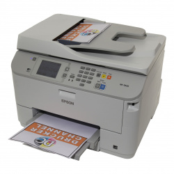 Epson Workforce Pro WF-5620DWF: Testsieger.