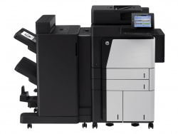 HP Laserjet Enterprise Flow MFP M830z.