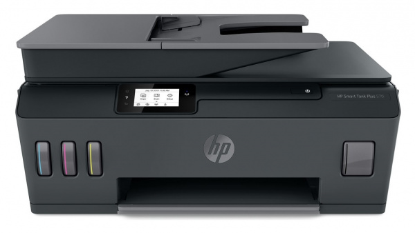 HP Smart Tank Plus 570: Variante ohne Fax.