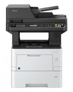 Kyocera Ecosys M3145dn: Multifunktions-S/W-Laser für A4 ohne Fax.