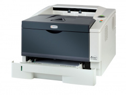 Kyocera FS-1300D: Fast monochrome printer with duplexer.