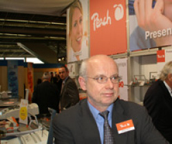 Alfred Wirch: CEO der Firma Peach.