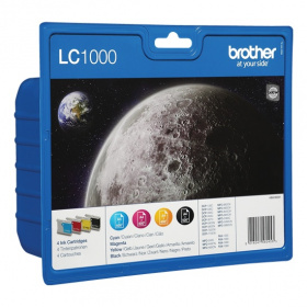 Brother LC-1000 4er-Multipack