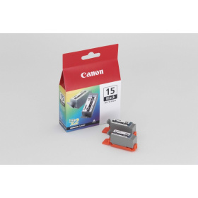Canon BCI-15BK Twin-Pack
