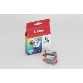 Canon BCI-15C Twin-Pack