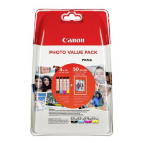 Canon CLI-571XL 4er-Multipack