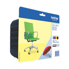 Brother LC-225XL/229XL 4er-Multipack