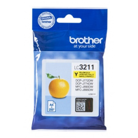 Brother LC-3211Y
